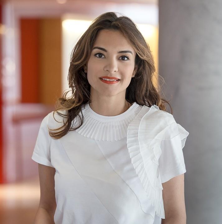 Nadia Dhouib Bussabah: une étoile tunisienne directrice du nouveau Galeries Lafayette