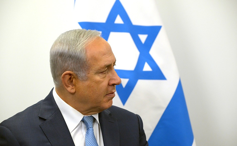 Netanyahu charged with forming a coalition government