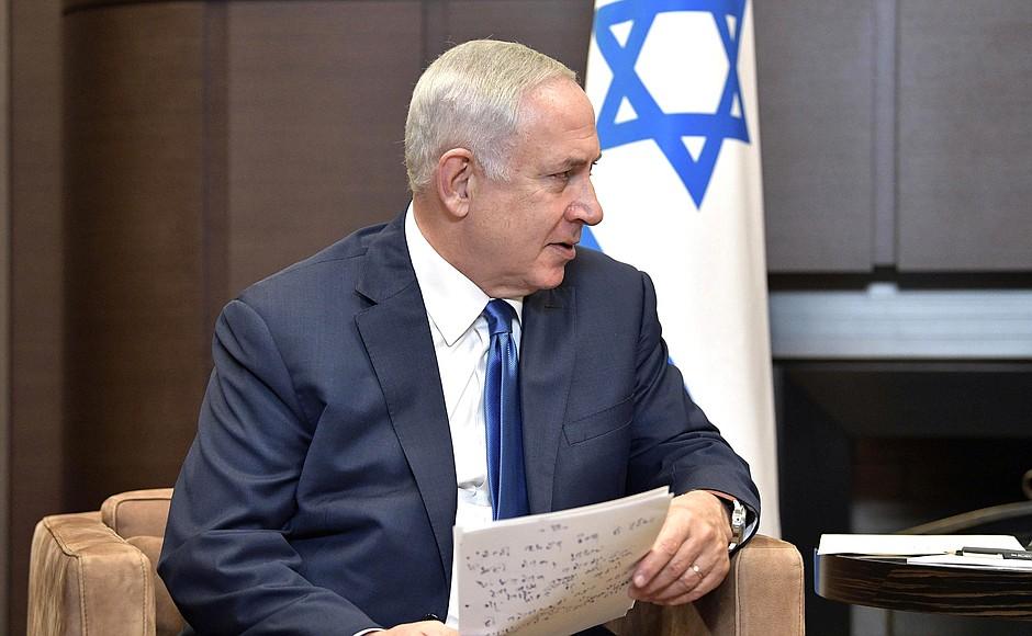 Israël : Le Premier ministre israélien Benyamin Netanyahu et le prince héritier saoudien Mohammed ben Salman pourraient se rencontrer en Egypte
