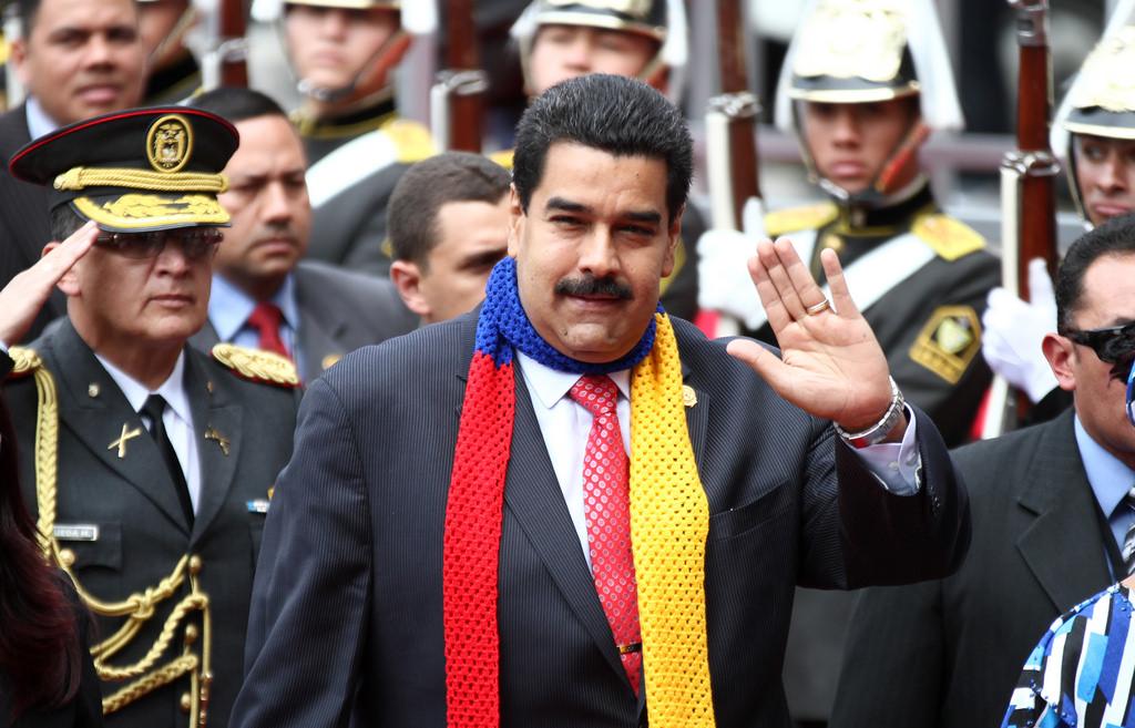 Nicolas Maduro fait le déplacement en Algérie mais ne rencontre finalement pas Abdelaziz Bouteflika