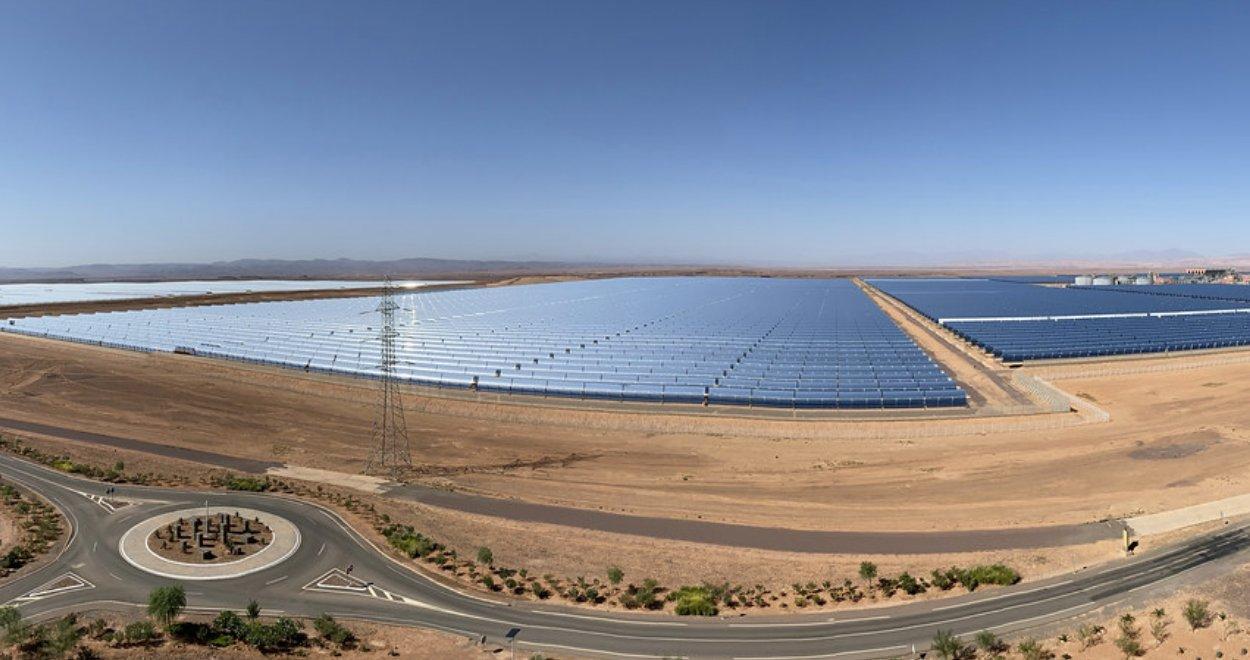 Le Maroc a fait de la transition énergétique centrée sur le développement des énergies renouvelables une de ses priorités