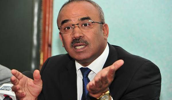 Qui est Noureddine Bedoui, le ministre algérien de l'Intérieur ?