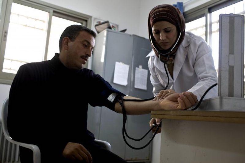 Coronavirus Gaza : L'Agence turque TIKAvienten aide à des familles pauvres de la Bande de Gaza