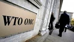 L'adhésion de l'Algérie à l'OMC (à nouveau) reportée