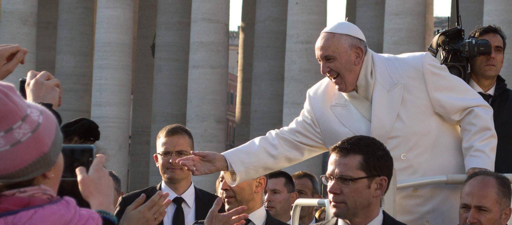 Le Pape François en Algérie pour la première fois