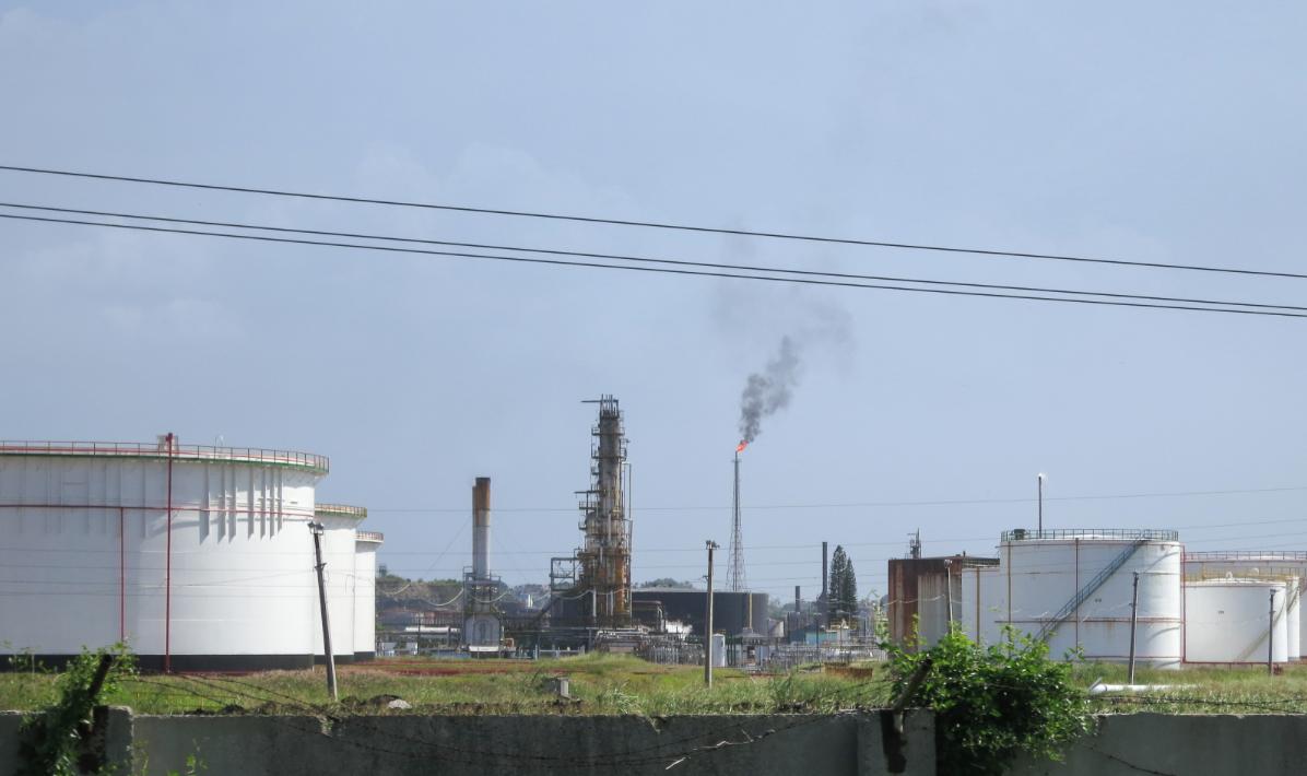 La compagnie pétrolière algérienne Sonatrach se développe à Cuba