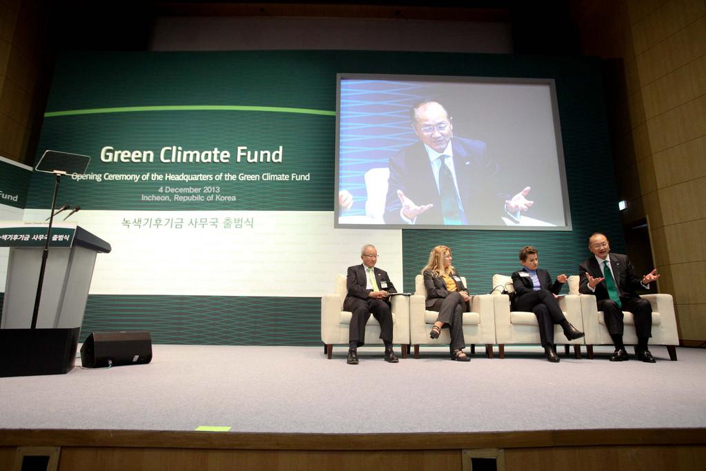 Le Maroc : 1er pays Africain à bénéficier du Fonds Vert des Nations Unies