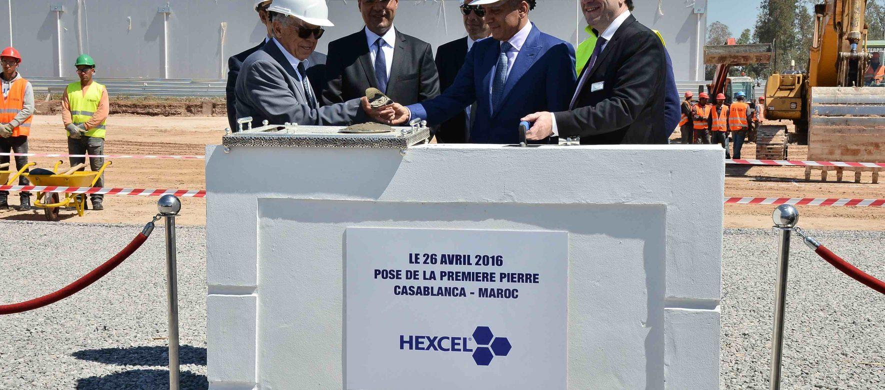 Hexcel mobilise 17,7 millions d'euros pour un nouveau site à Casablanca