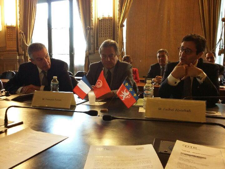 La Tunisie veut relancer les investissements étrangers à Lyon