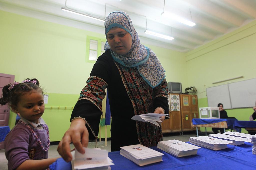La course à l'élection présidentielle en Algérie bat son plein