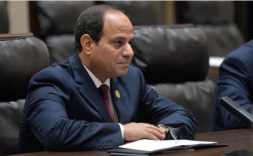 Egypt : President Al-Sisi's social assessment 1