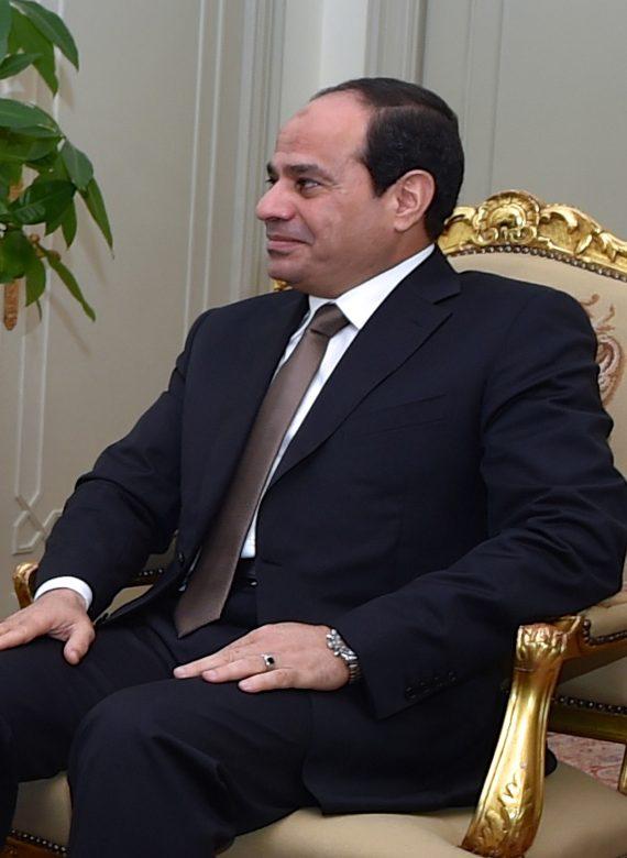 Egypt : Abdel Fattah Al Sissi arrived in France to visit Emmanuel Macron 2