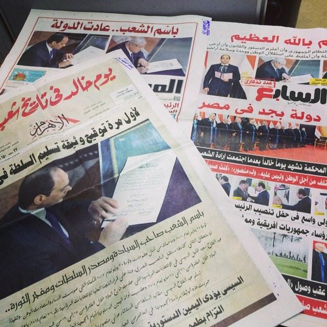 L'Egypte met en place une nouvelle loi sur les médias