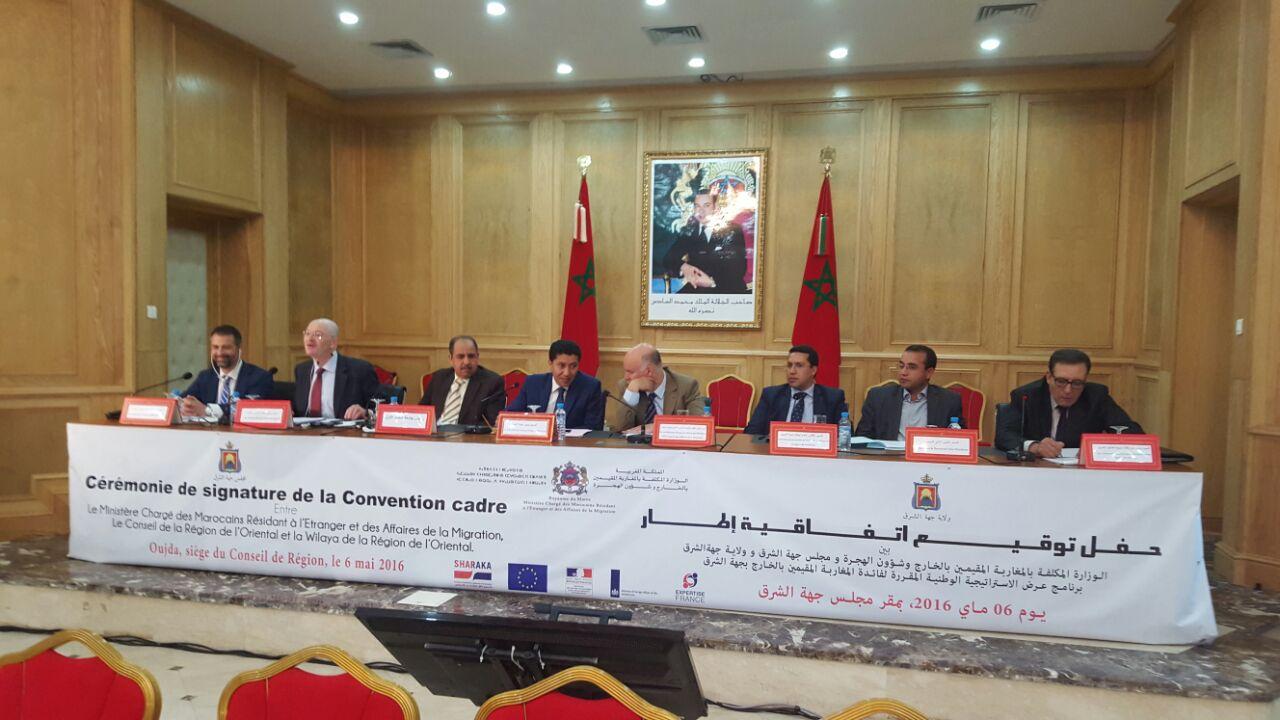 Les Marocains de l'étranger, source de coopération entre l'UE et le royaume de Mohammed VI