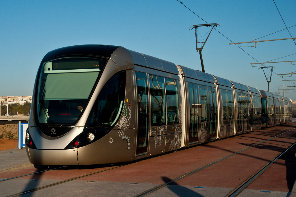 Morocco: the Tramway extension in Rabat will cost 29 millions Euros. 2