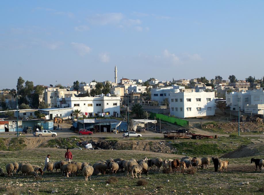 Découverte d'une des plus anciennes mosquées du monde en Israël