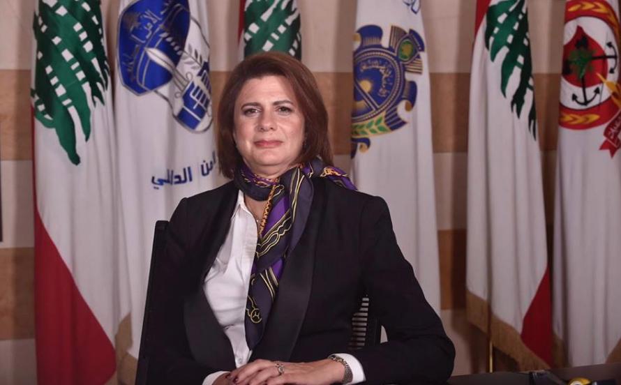 Liban : Raya Haffar El-Hassan, une femme déterminée à l'Intérieur