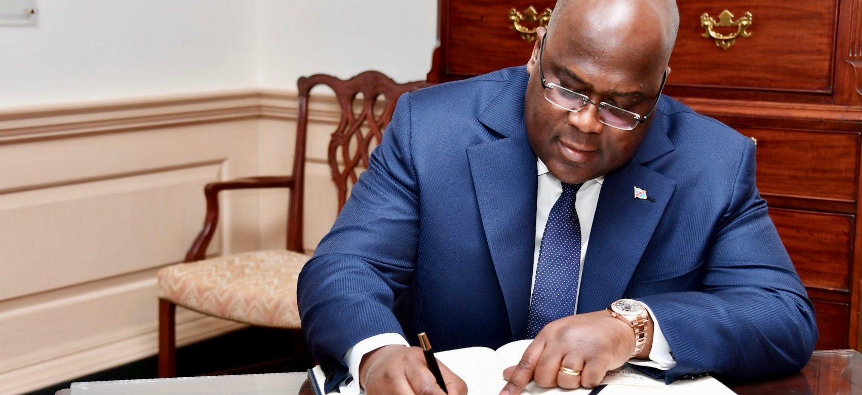 Israël : La République démocratique du Congo officialise ses relations diplomatiques