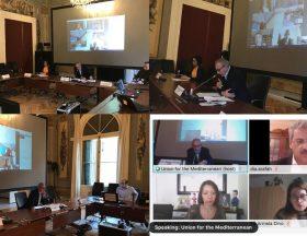 Covid-19 : Les Etats membres de l'Union pour la Méditerranée renforcent leur coopération entermes de recherche et d'innovation pour lutter contre la pandémie