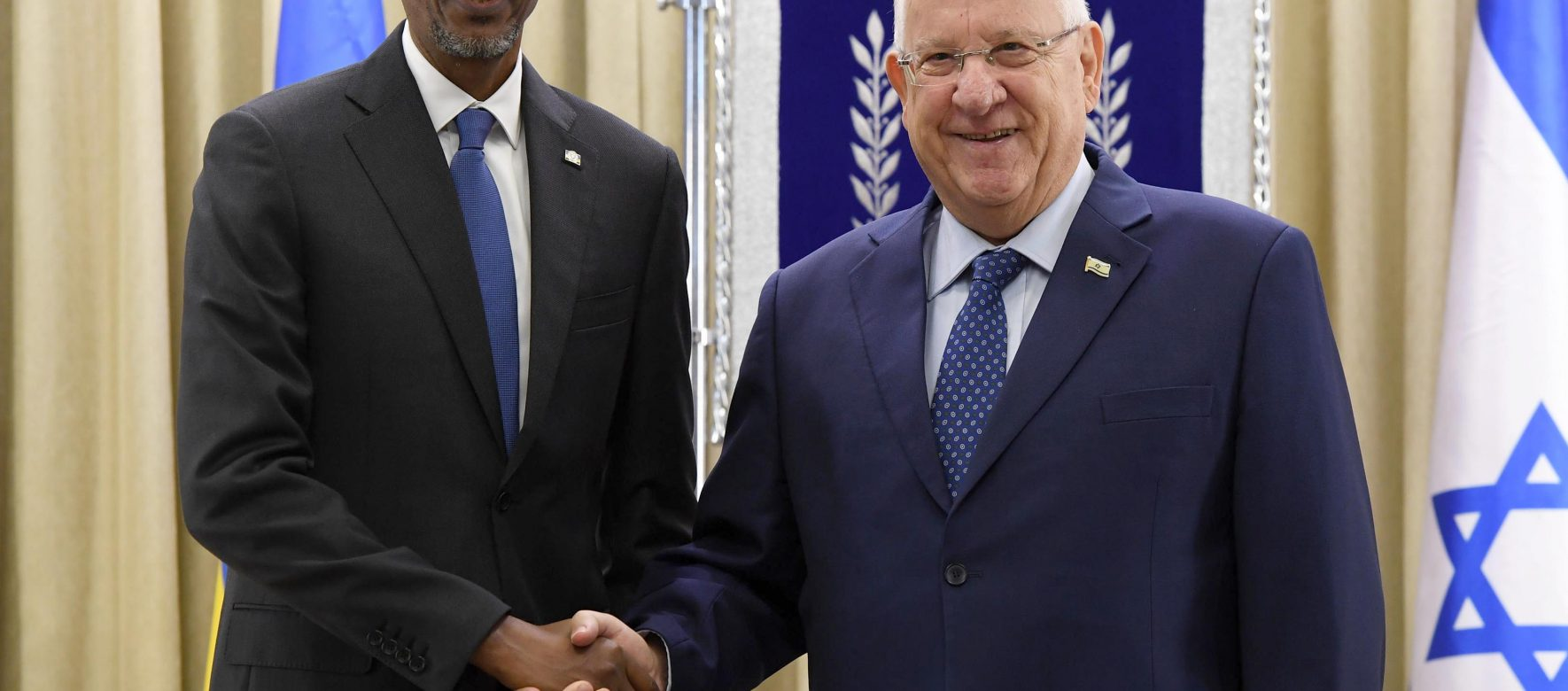 Why is Israel getting closer to Kenya and Rwanda? 2