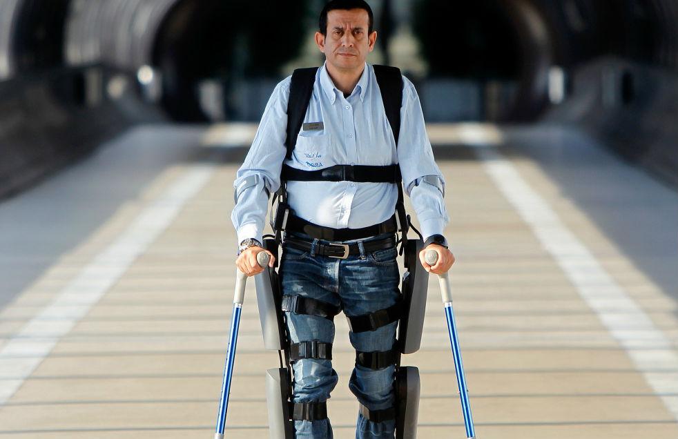 Israël : ReWalk Robotics lance un nouvel exosquelette