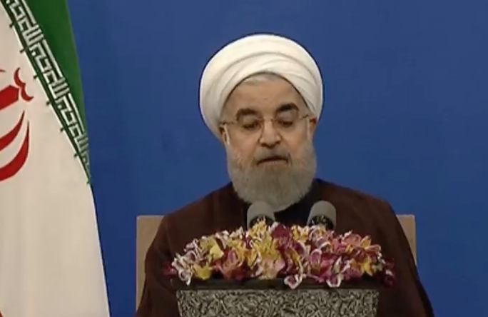 Hassan Rohani has been reelected this weekend 2