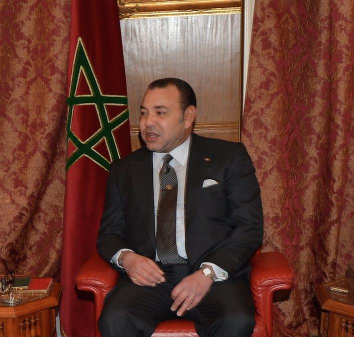 Déplacement de Mohammed VI en Afrique de l'Est