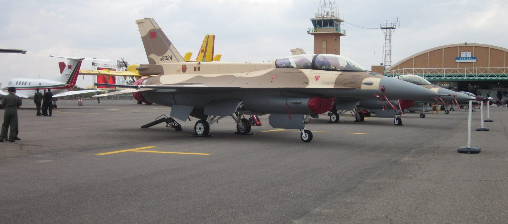 Le Maroc va doter ses avions de chasse d'un système électronique américain ultrasophistiqué