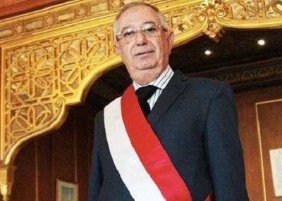 Le Maire de Tunis Saifallah Lasram accueille son homologue Toulousain