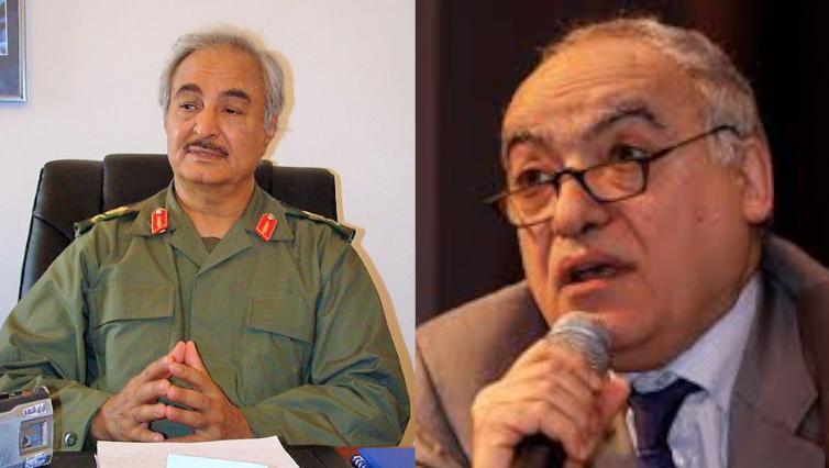 Libye : encore un espoir de discussion entre Haftar et Ghassan Salamé