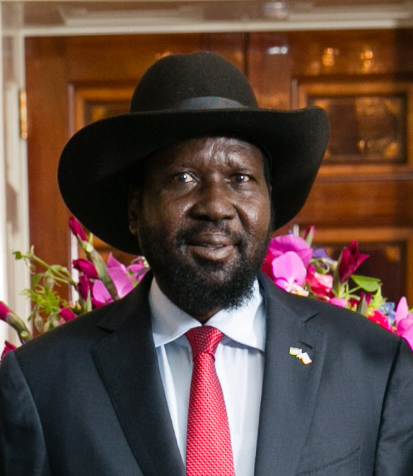 Mohammed VI en visite au Soudan du Sud