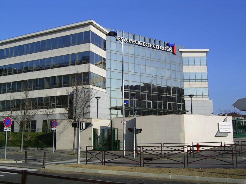 Implantation d'une nouvelle usine PSA en Algérie