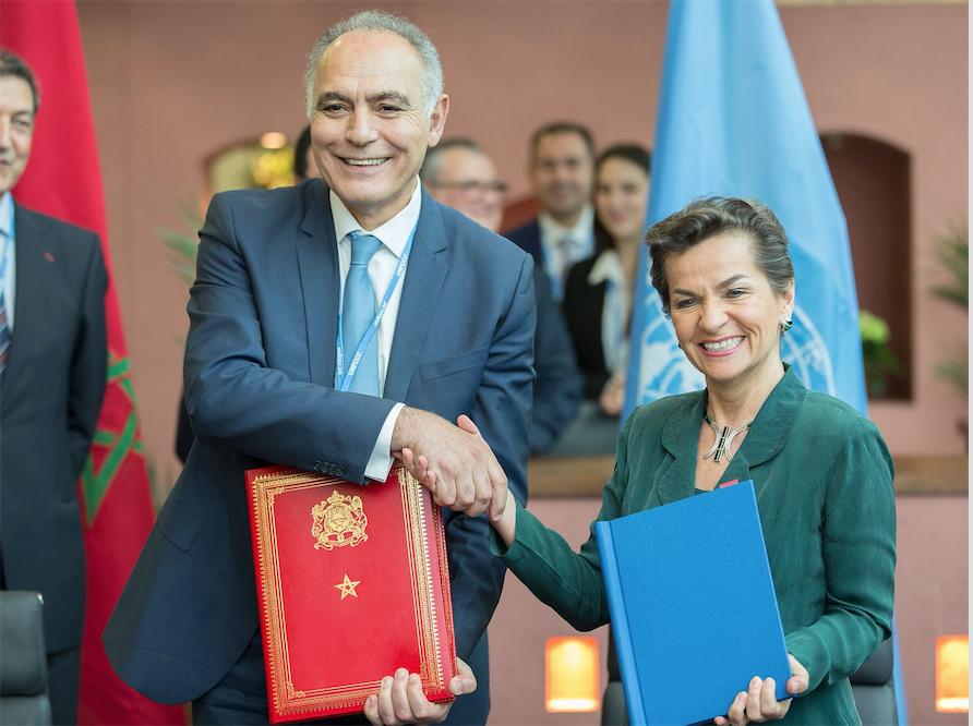 Le Maroc organise des consultations informelles avant la COP22