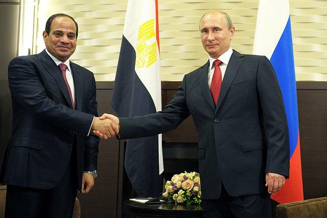 Renforcement des liens économiques entre la Russie et l'Egypte