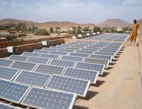 6 nouvelles centrales solaires entrent en service au sud de l'Algérie
