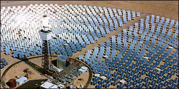 Projet Noor à Ouarzazate: l'Alsace se fait une place au soleil