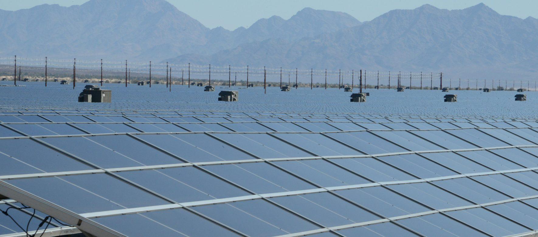 L'Algérie veut développer sa production d'énergie solaire à grande échelle avec l'aide de l'Allemagne