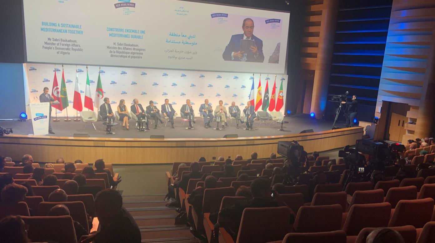 Sommet des Deux Rives : une ambition nouvelle pour la Méditerranée