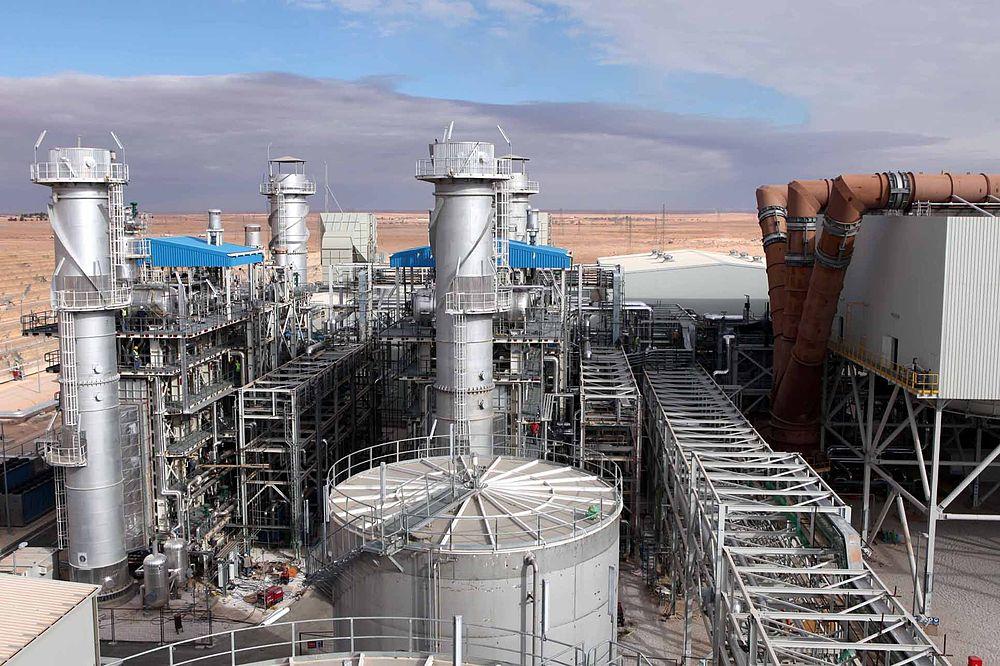 Visite du ministre de l'Energie algérien en Russie