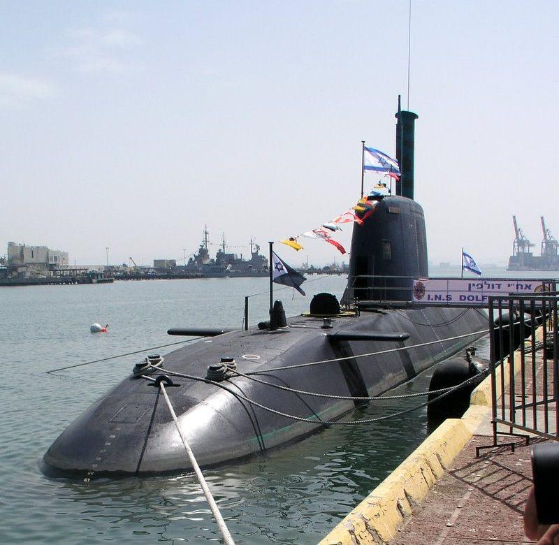 3 sous-marins israéliens seraient construits par un groupe dont l'Iran est actionnaire