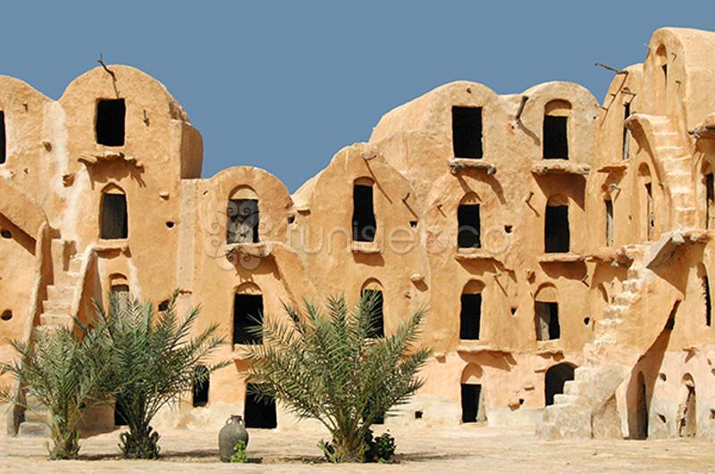 À la découverte de Tataouine, dans le désert tunisien