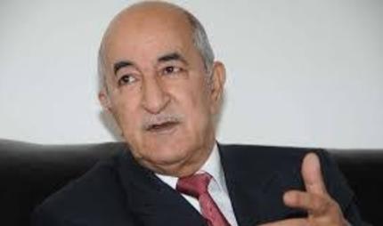 En Algérie, le Premier ministre Tebboune est limogé au bout de trois mois