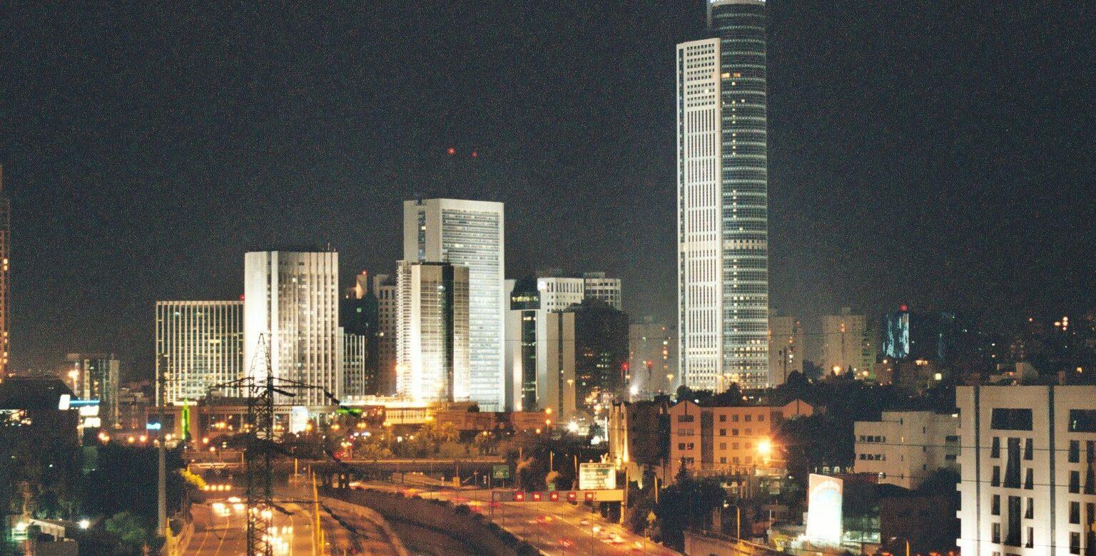 Israel : GDP per capita amounts to nearly $ 45.000 1
