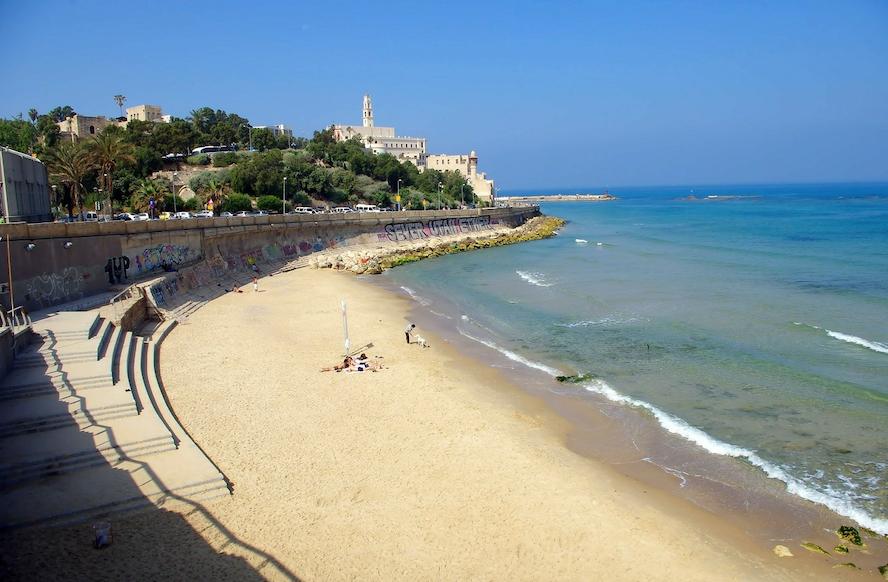 Israël : Tel Aviv, a (very) attractive city 2