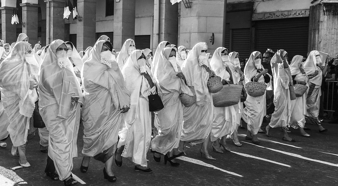 Algérie : Le Hirak comme nouveau questionnement de la place des femmes dans la société algérienne