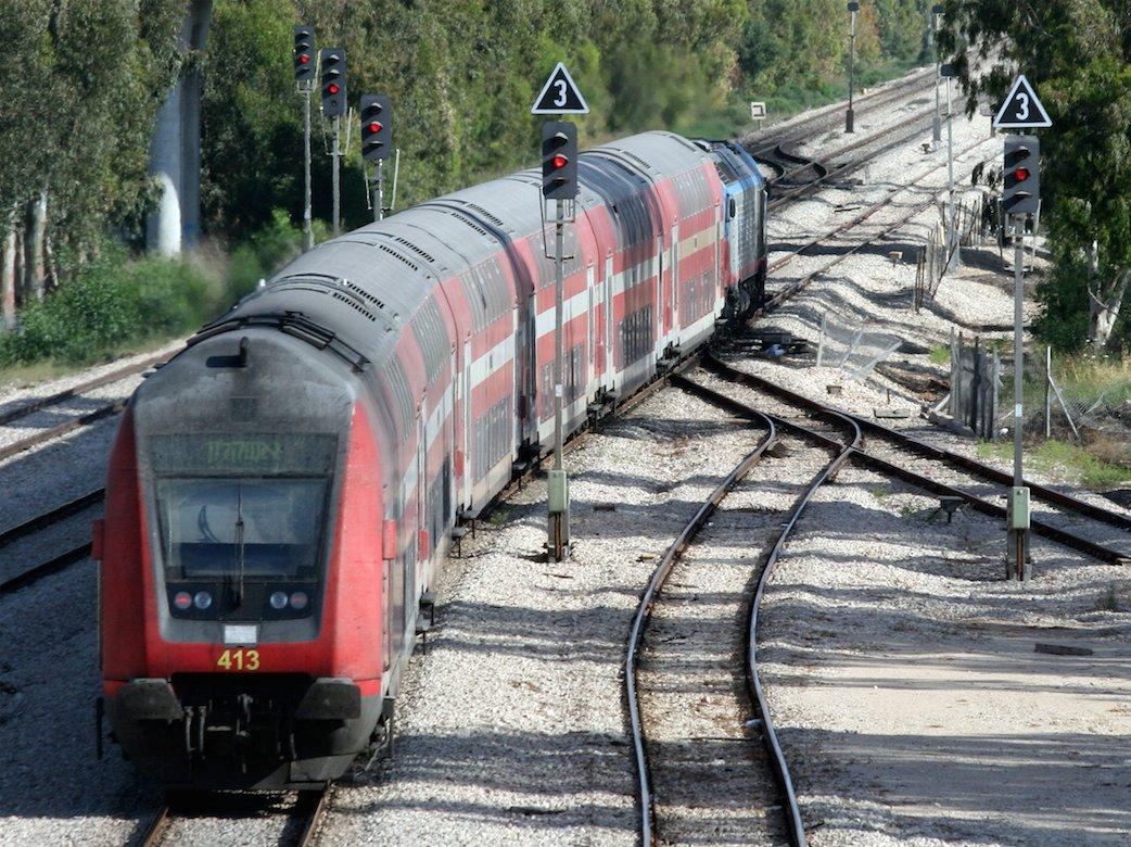 Israël met sur les rails une nouvelle voie ferroviaire Nord-Sud