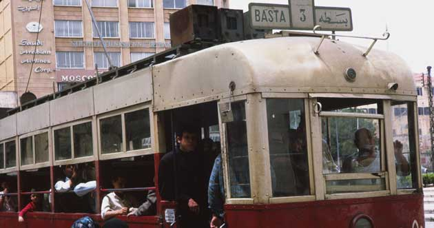 Urban mobility in Lebanon: overview and reform directions