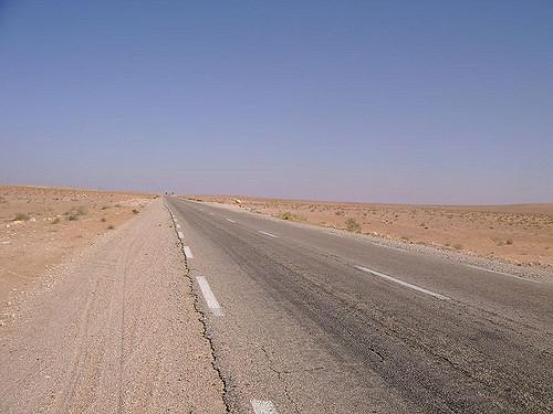 L'autoroute transsaharienne Alger-Lagos sera terminée en 2017