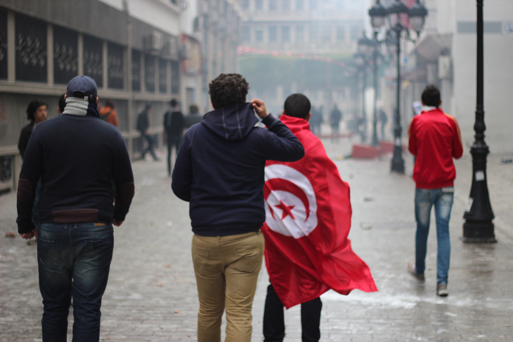 Is Tunisia leading another revolution? 2