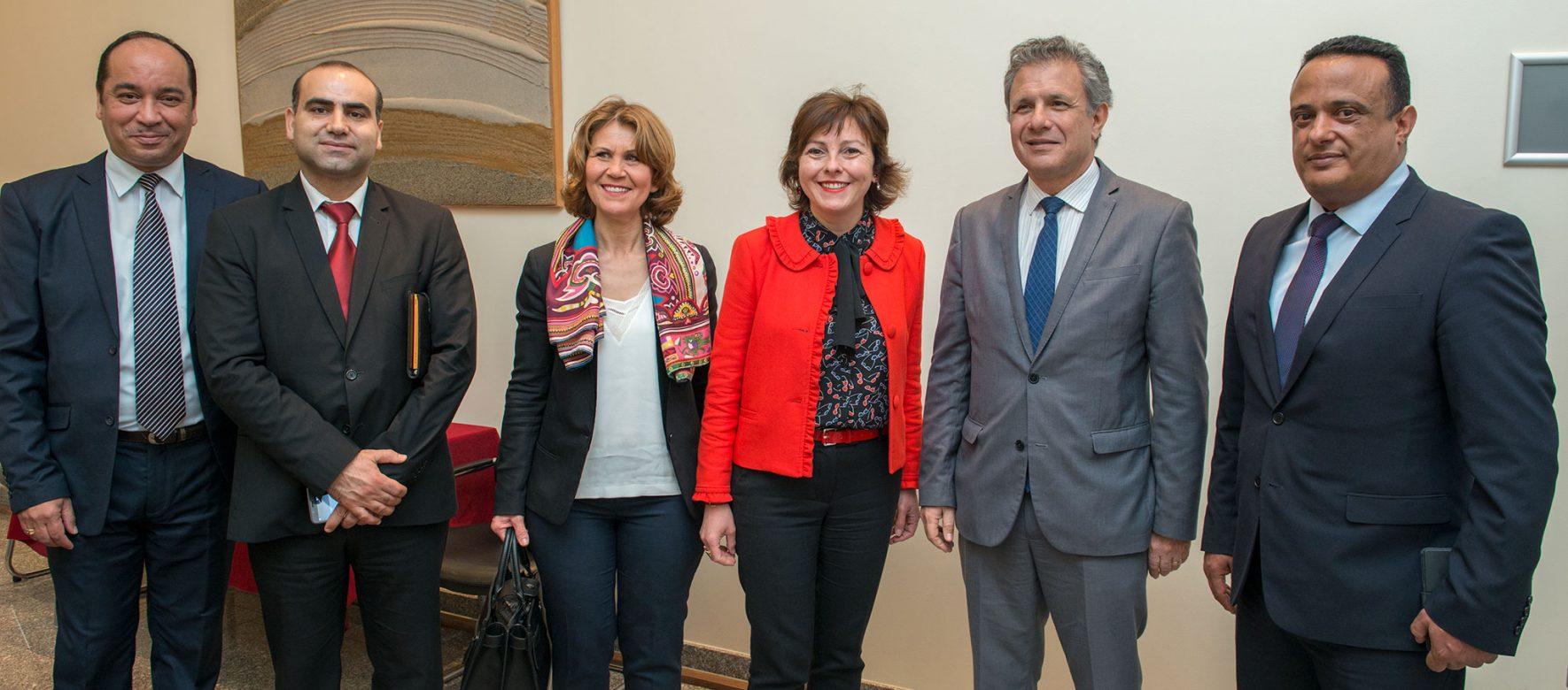 La Région Occitanie/Pyrénées-Méditerranée veut renforcer sa coopération avec la Tunisie et le Maroc